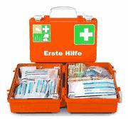Erste Hilfe Koffer
